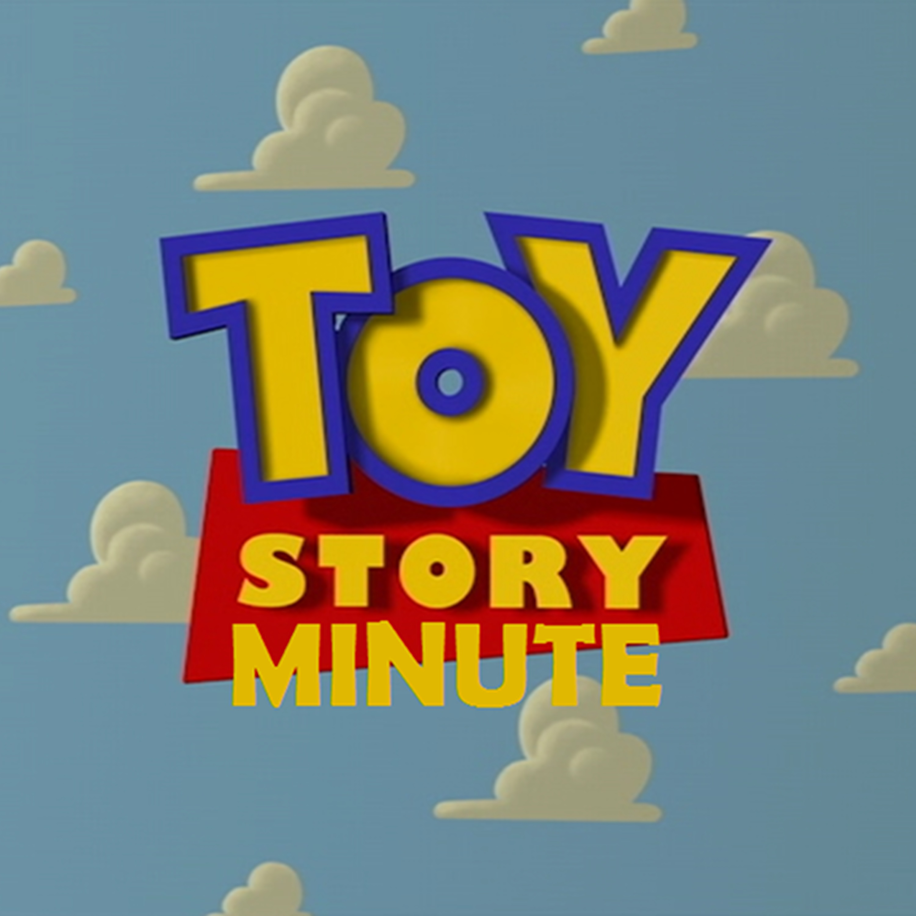 Toy Story Minute